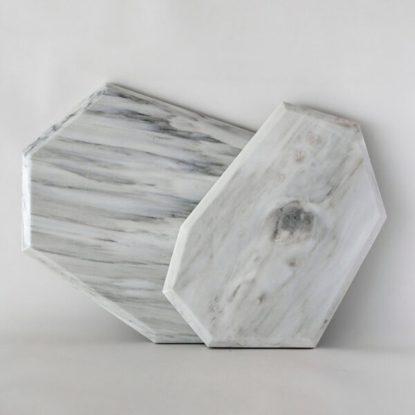 COZUMEL LARGE GRAY MARBLE BOARD