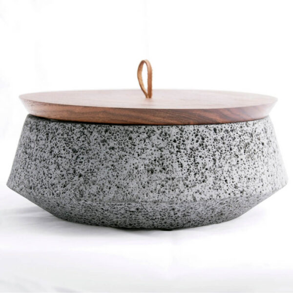 LAVA ROCK TORTILLA WARMER