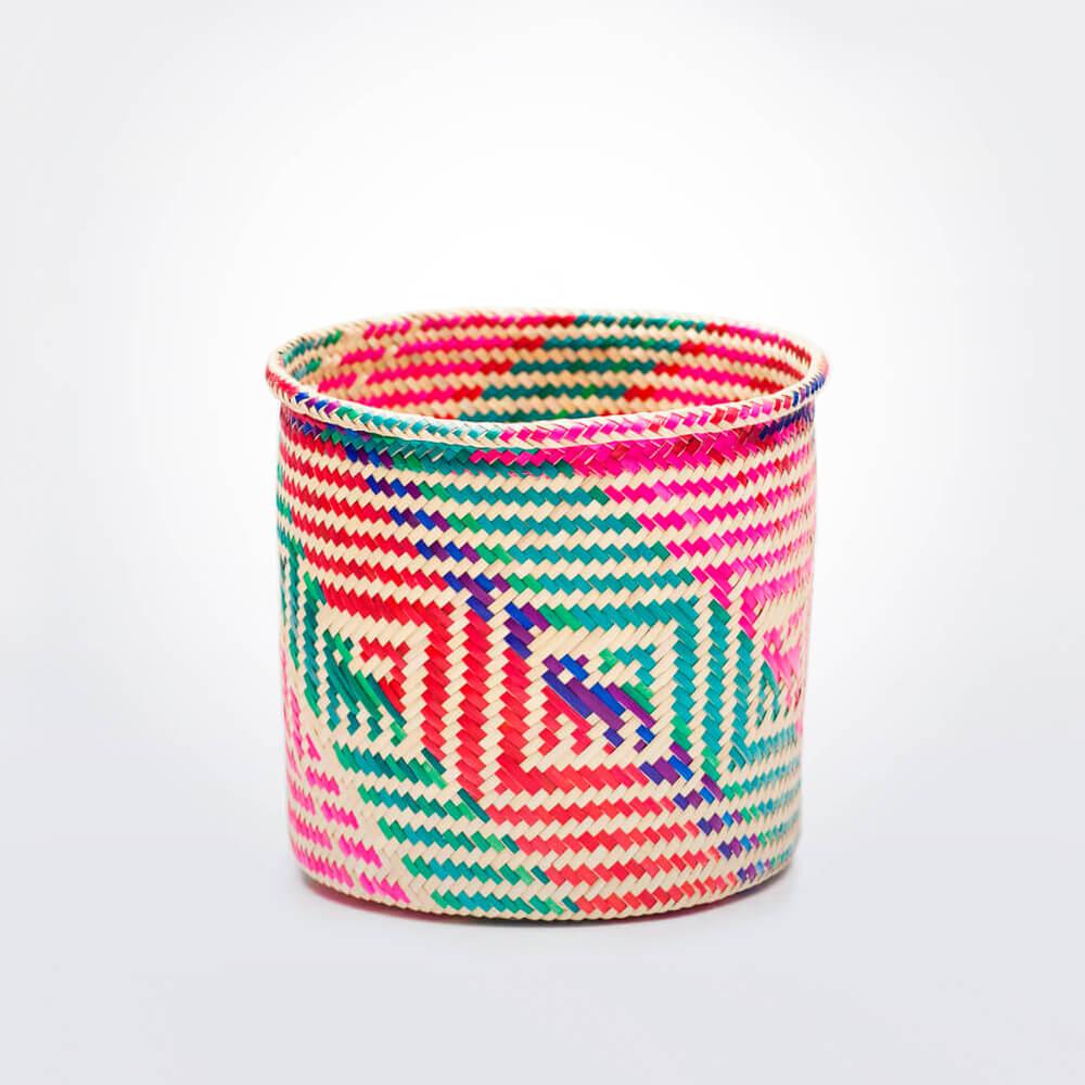 Oaxaca-palm-basket
