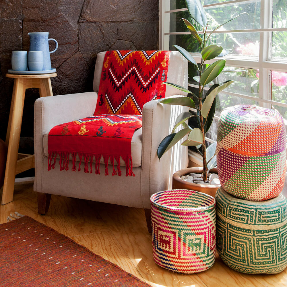 Oaxaca-pink-patterned-basket-2
