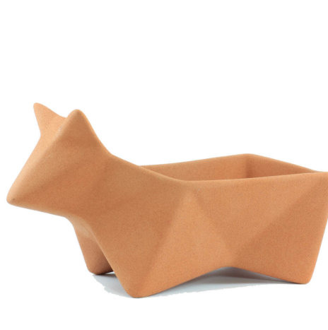 PEEK CLAY SNACK BOWL