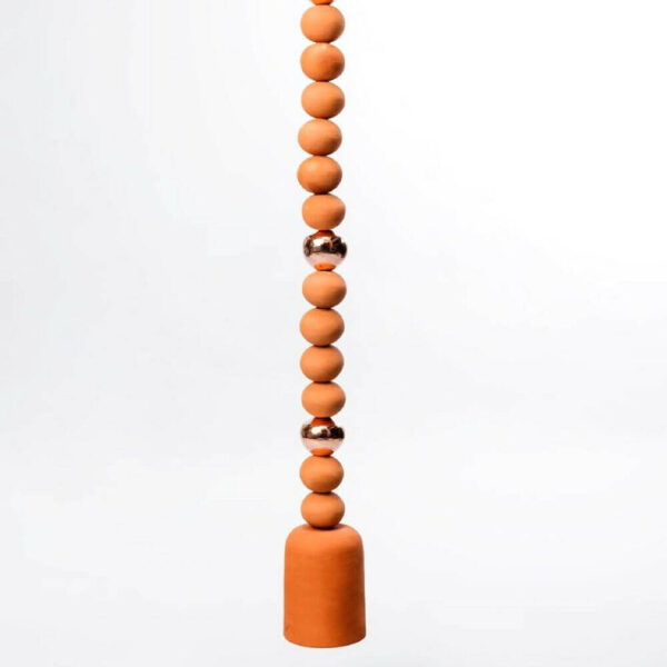 TACAMBARO PENDANT CLAY LAMP