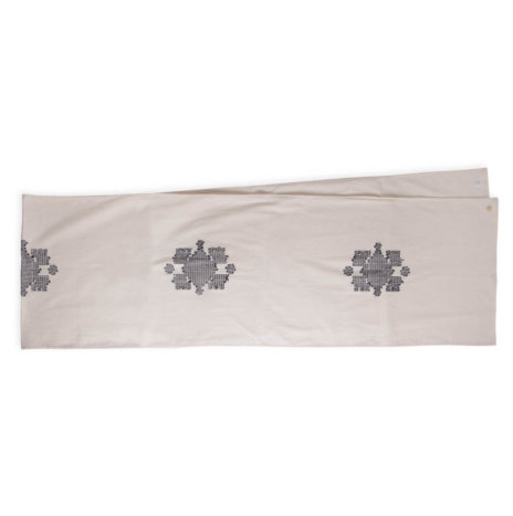 TRITON COTTON BED & TABLE RUNNER, KING