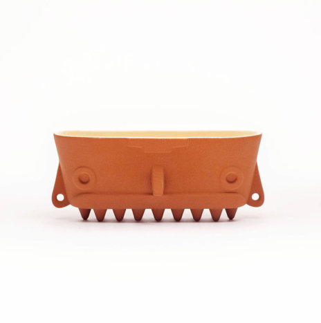 ALUXE CLAY PLANTER POT (Large)