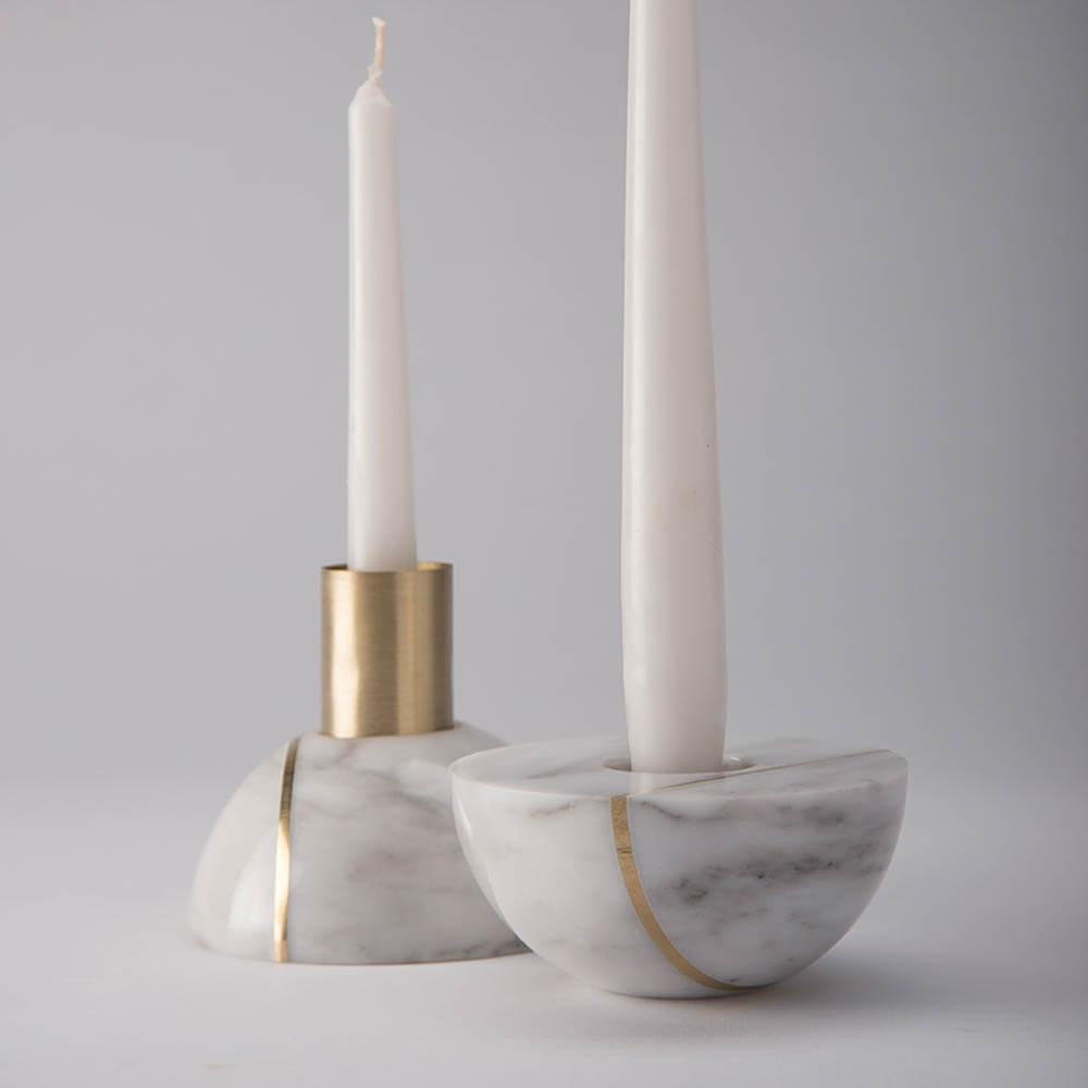 Hauri-white-marble-candleholder-6