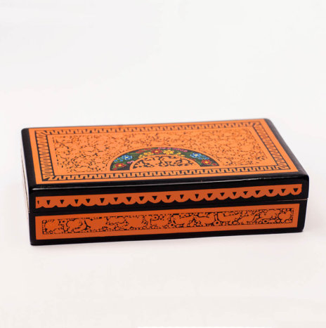 OLINALA LACQUER TEA BOX