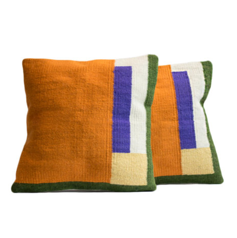 BIRD OF PARADISE PILLOW COVER II SET