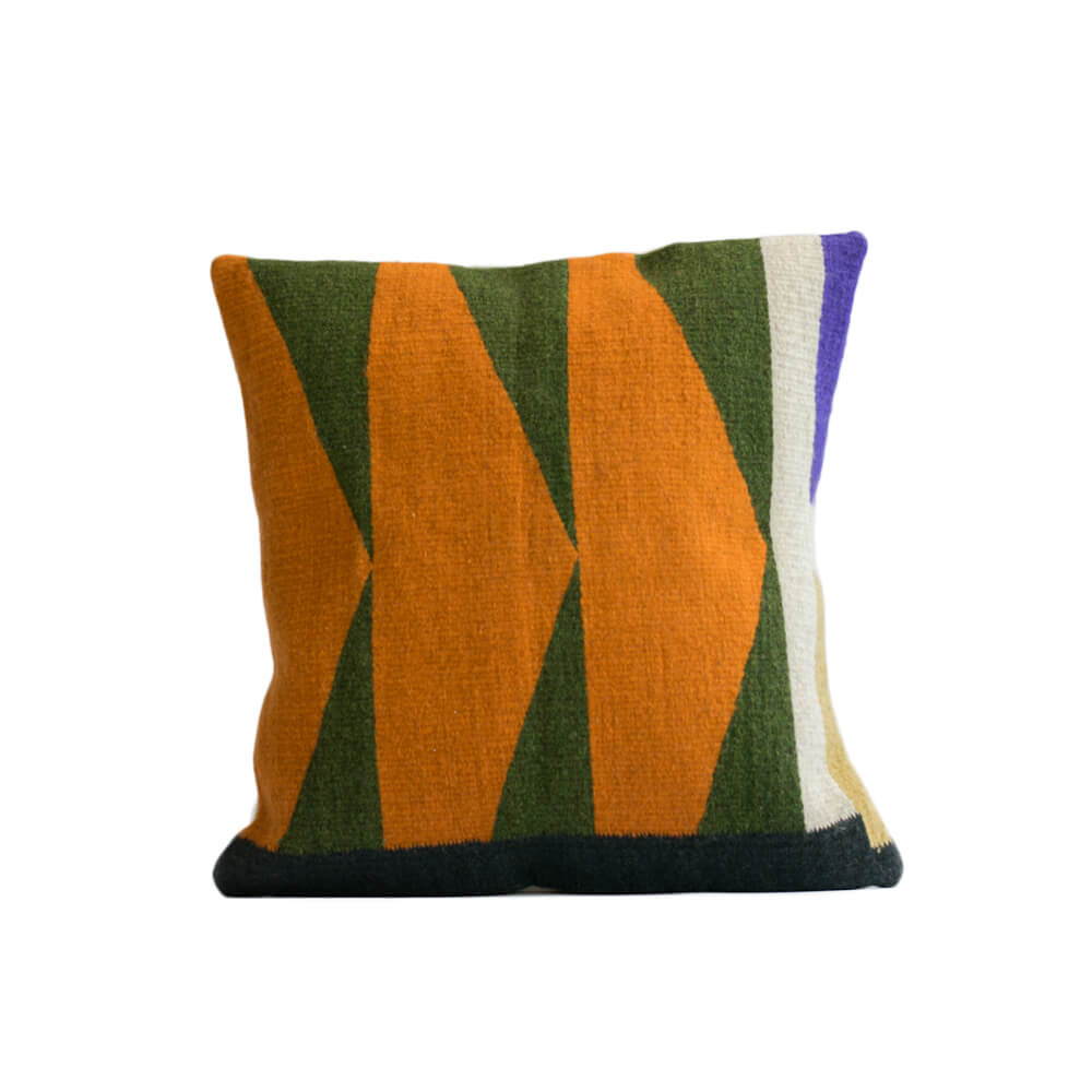 BIRD OF PARADISE PILLOW COVER 1