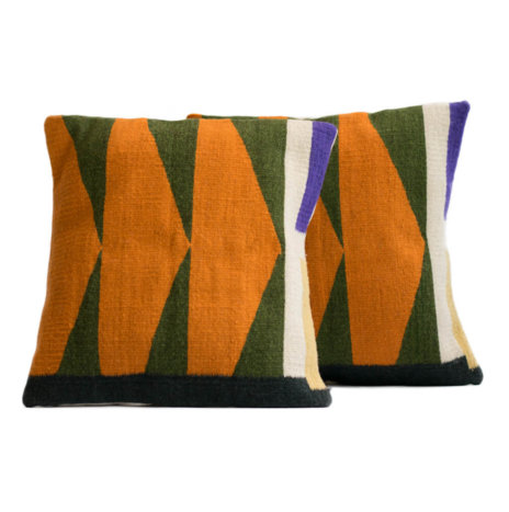 BIRD OF PARADISE PILLOW COVER SET