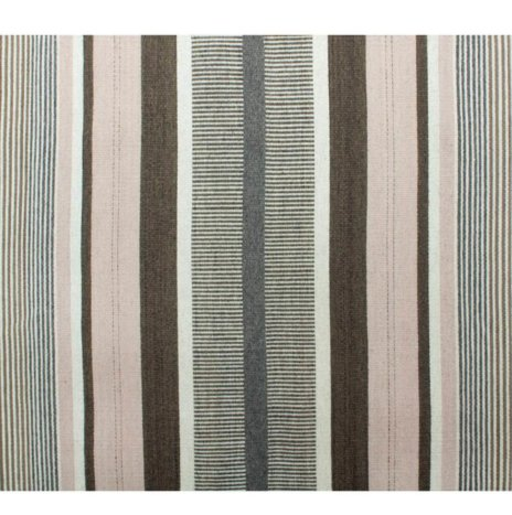 FARI BROWN STRIPED AREA RUG