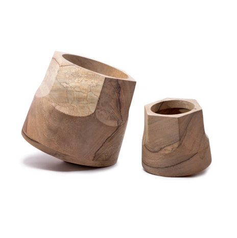 TERRA SWINGING PLANTER POT SET I