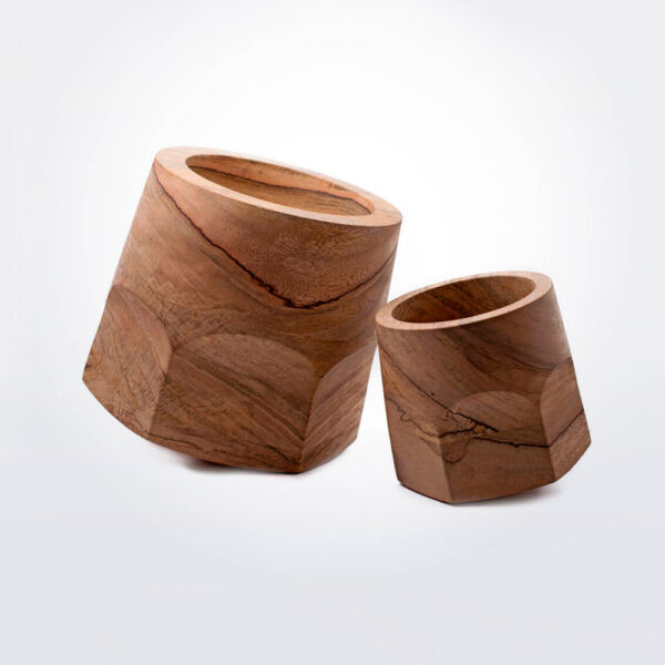 Terra swinging planter pot set II.