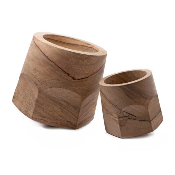 TERRA SWINGING PLANTER POT SET II