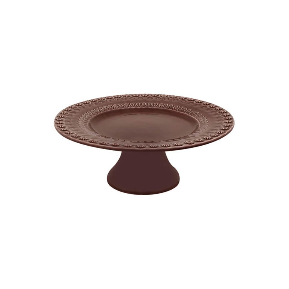 Fantasy-cocoa-ceramic-cake-stand