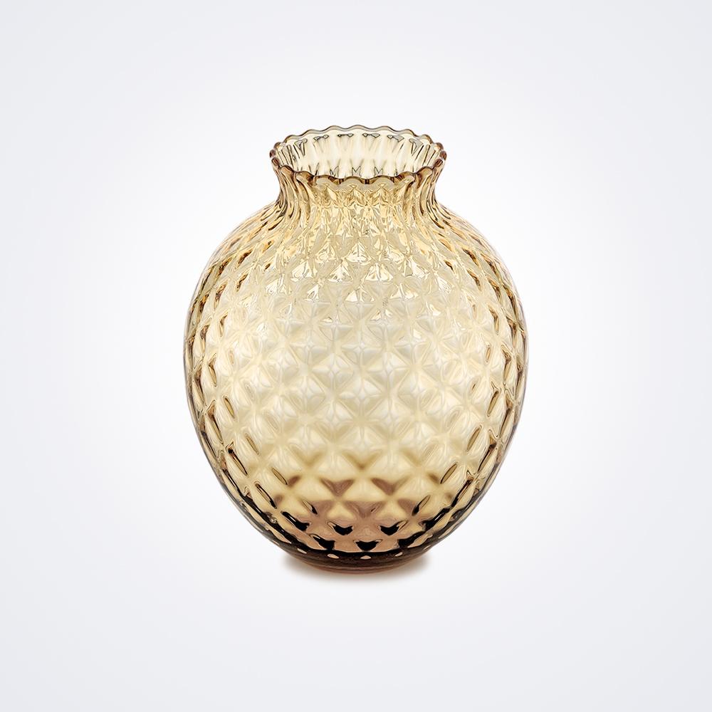 Infiore-clear-honey-vase
