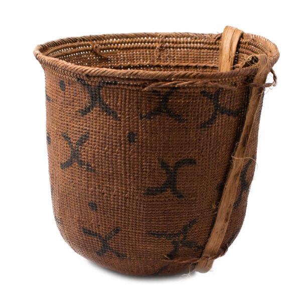 WII AMAZONIAN BASKET (Extra Small) I (1)