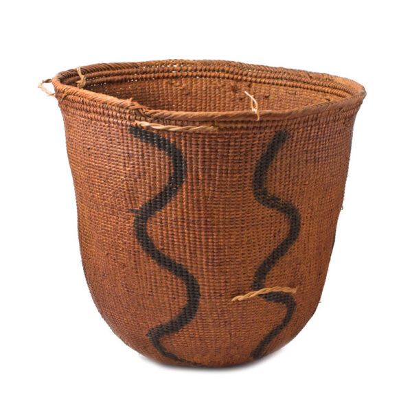 WII AMAZONIAN BASKET (Medium) II (1)
