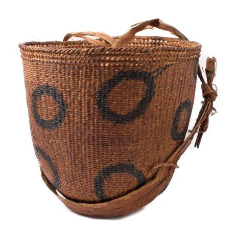 WII AMAZONIAN BASKET (Medium) III