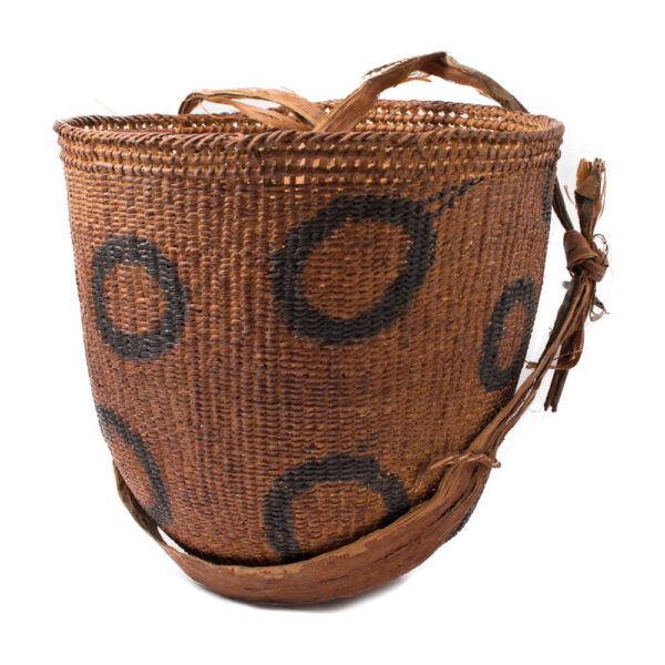 WII AMAZONIAN BASKET (Medium) III (1)