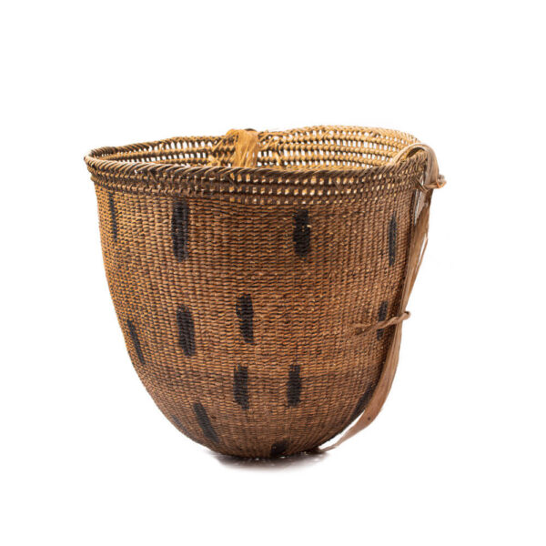 WII AMAZONIAN BASKET (Medium) IV (1)