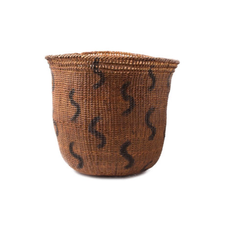 WII AMAZONIAN BASKET (Small) I