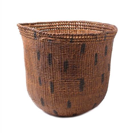 WII AMAZONIAN BASKET (Small) II