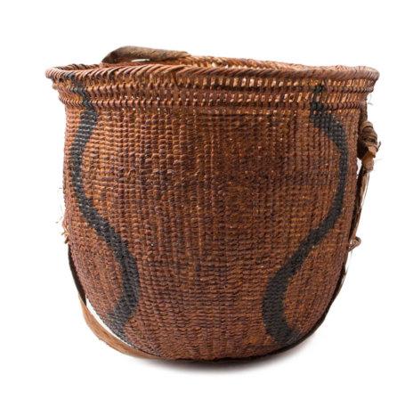 WII AMAZONIAN BASKET  (Small) III