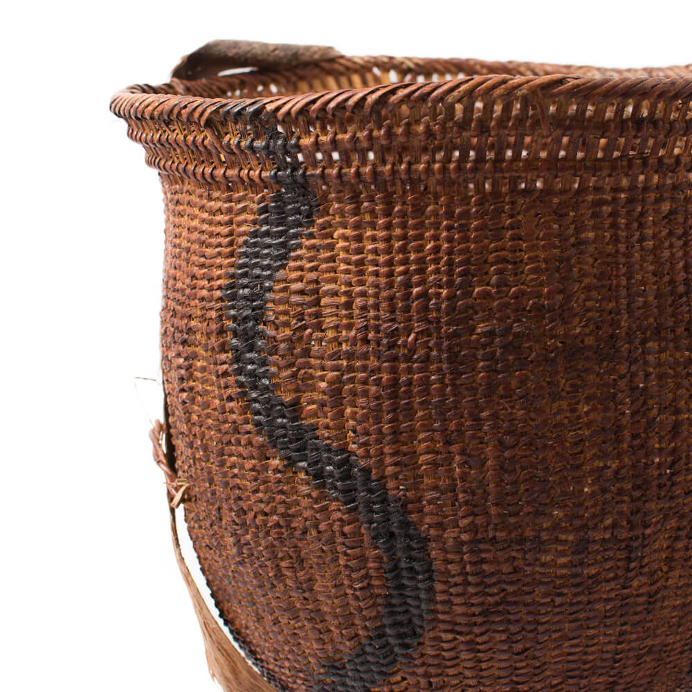 WII AMAZONIAN BASKET (Small) IIII (2)
