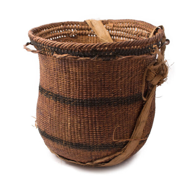 WII AMAZONIAN BASKET (Small) V (1)