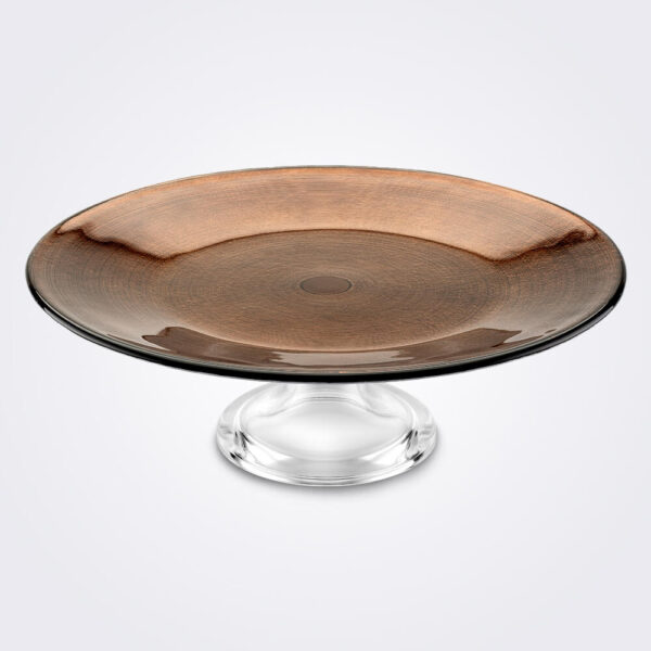 Bombay copper cake stand product picture.