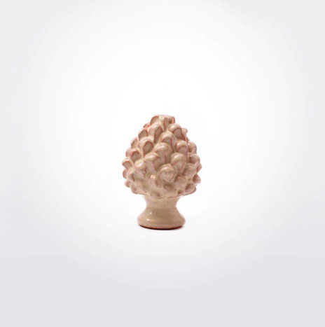 Ceramic Pine Cone (Extra Small)