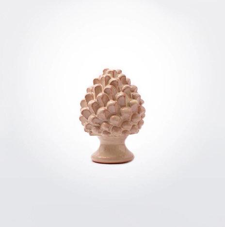 Ceramic Pine Cone (Small)