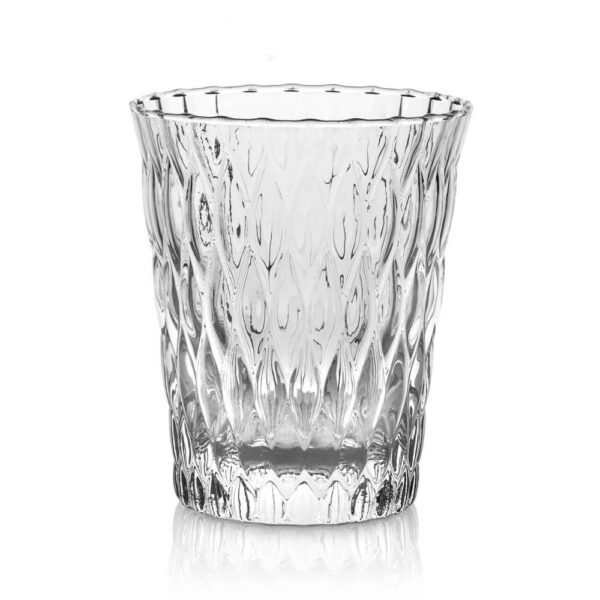 LOTO CLEAR TUMBLER SET