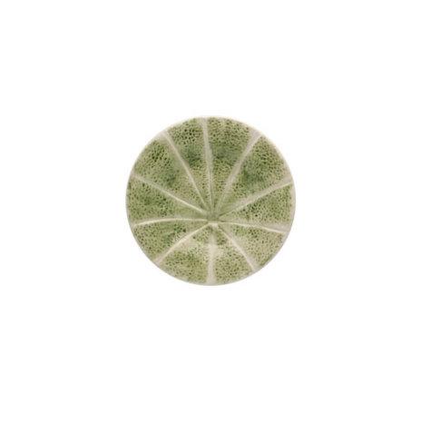 Melon Appetizer Plate Set