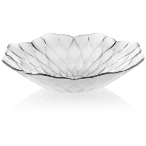 PEARLY WHITE BOWL (Large)