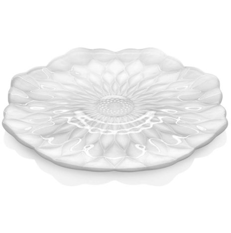 PEARLY WHITE PLATTER (Large)