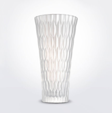 Pearly White Vase