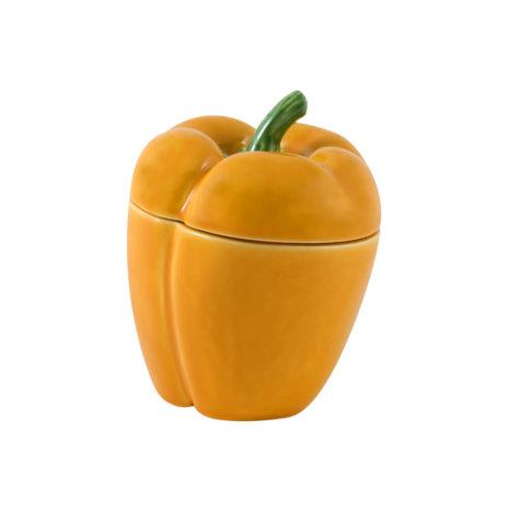 YELLOW PEPPER CONTAINER