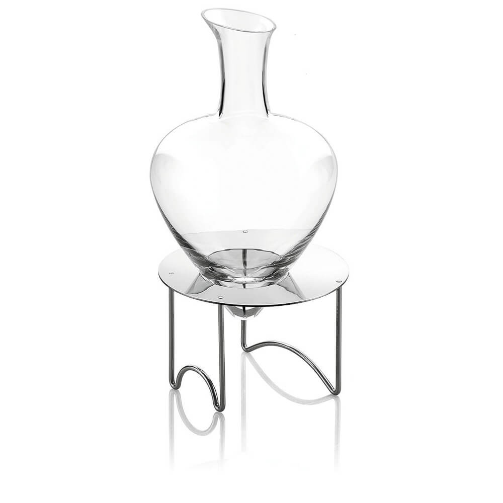 Cantico-wine-decanter-with-support-2