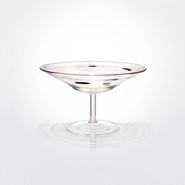 DISCO GLASS CENTERPIECE