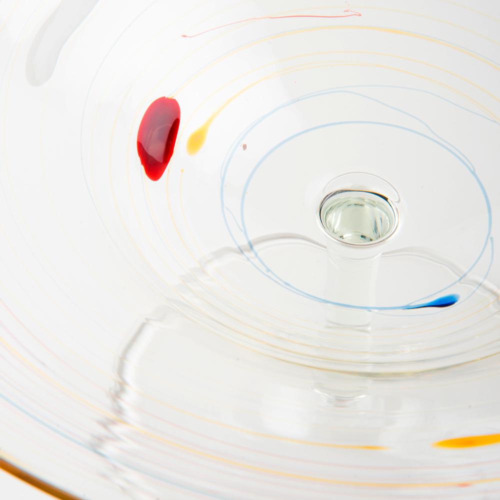 Disco-glass-centerpiece-2