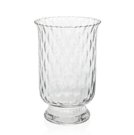 HURRICANE GLASS CANDLE HOLDER
