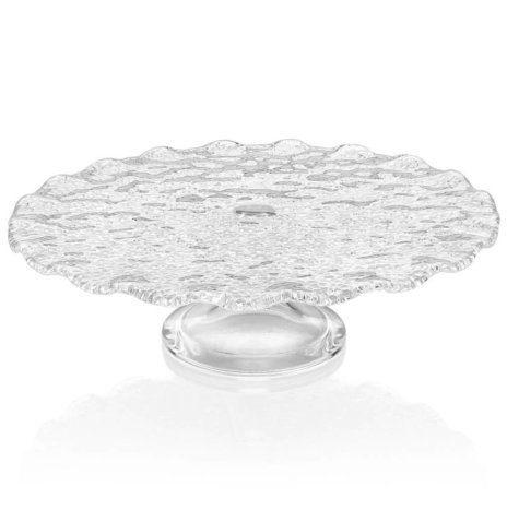 SPECIAL CLEAR CAKE STAND (Medium)