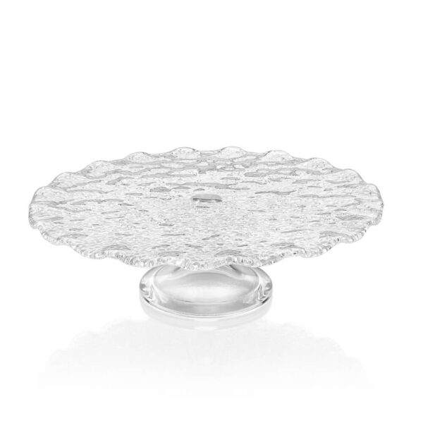 SPECIAL CLEAR CAKE STAND (Small) (1)