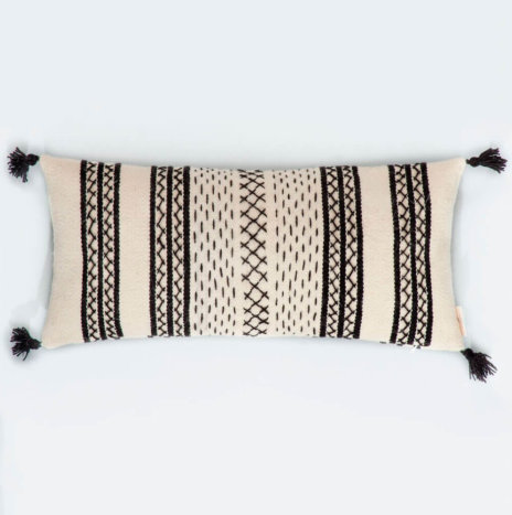 ALTERNANZA WOOL PILLOW COVER