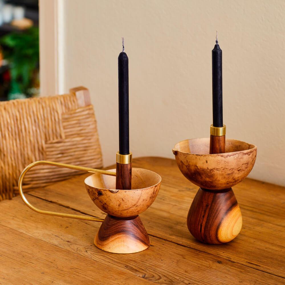 Jicara-shell-candleholder-set-5
