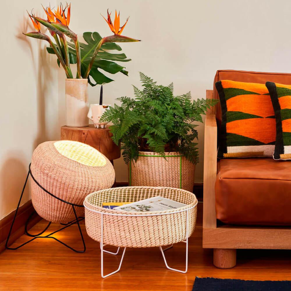 Palm-leaf-lamp-w-purple-stand-6