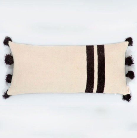 PARALLELI WOOL PILLOW COVER