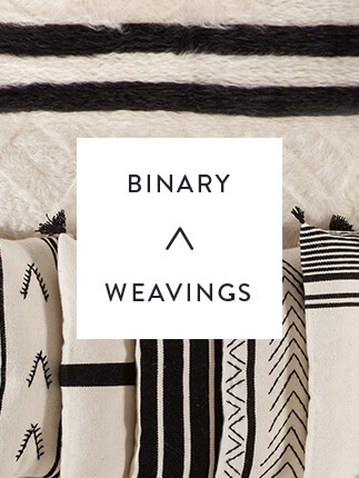 BINARY WEAVING NUMEN PICK SHOP CUSHIONS FROM TURKEY