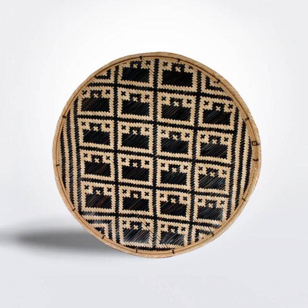 Amazonian fiber tray VII.